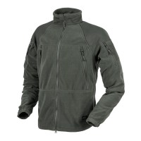 Helikon-Tex - STRATUS Jacket - Heavy Fleece - Taiga Green
