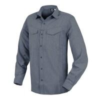 Helikon-Tex - DEFENDER Mk2 Gentleman Shirt - Melange Blue
