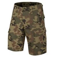 Helikon-Tex - Combat Patrol Uniform Shorts - PL Woodland
