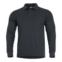 Pentagon - Aniketos Long Polo - Black