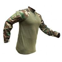 LBX - Woodland Combat Shirt (G2)