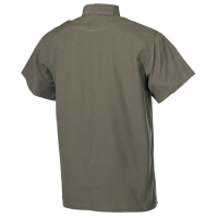 Max Fuchs - Outdoor Shirt short sleeves - OD green