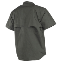 Max Fuchs - Strike Shirt Teflon Rip Stop short sleeves - OD green