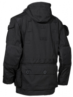 Max Fuchs - Commando Jacket Smock - black