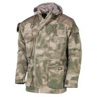 Max Fuchs - Commando Jacket Smock - HDT camo green
