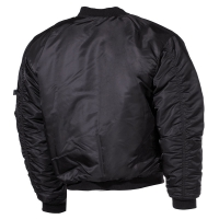 Max Fuchs - US Flight Jacket MA1 - Black