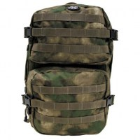 Max Fuchs - Backpack Assault II - HDT camo green