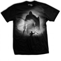 Ranger Up - David and Goliath Athletic-Fit T-Shirt