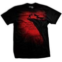 Ranger Up - Wolves Behind Normal-Fit T-Shirt