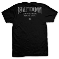 Ranger Up - Old Man's Club Normal-Fit T-Shirt