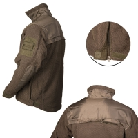 Sturm - Black Elite Fleece Jacket Hextac