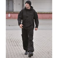 Sturm - Black Softshell Jacket Gen.III