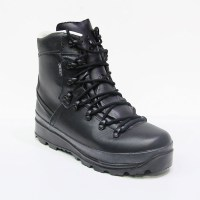 Sturm - German Black Laminate Lined Mountain Boots