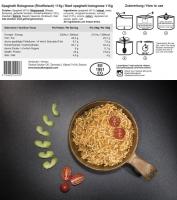 Sturm - Tactical Foodpack Beef Spaghetti Bolognese