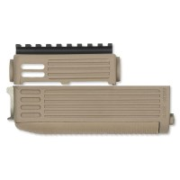 Tapco - Intrafuse AK Standard Handguard - Dark Earth
