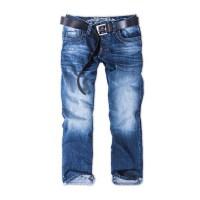 Thor Steinar - jeanstrouser Herjann - Denim Blue