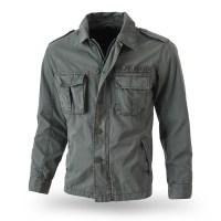 Thor Steinar - jacket Troms - Oliv