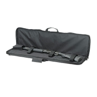 Voodoo Tactical - 15-0171 44'' Padded Single Rifle Padded Weapons Case - Black