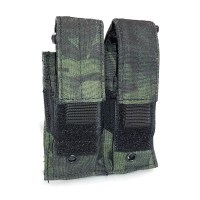 Voodoo Tactical - Pistol Mag Pouch Double - Multicam Black