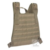 Voodoo Tactical - High Mobility Plate Carrier - ICE - Coyote