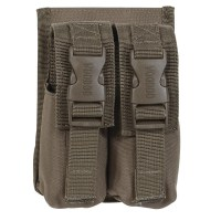 Voodoo Tactical - M16 Flash Bang Pouch Double - Coyote