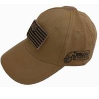 Voodoo Tactical - Caps w Velcro Patch - Coyote