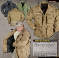 Voodoo Tactical - Tac 1 Field Jacket - Sand