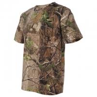 Code V - Realtree Camouflage Short Sleeve T-Shirt