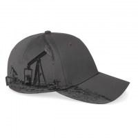 DRI DUCK - Oil Field Industry Cap - Grey