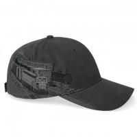 DRI DUCK - Railroad Industry Cap - Charcoal