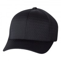 Flexfit - Athletic Mesh Cap - Black