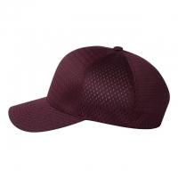 Flexfit - Athletic Mesh Cap - Maroon