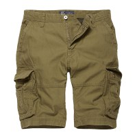 Vintage Industries - Rowing shorts - Olive