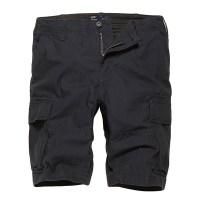 Vintage Industries - Kirby shorts - Steel