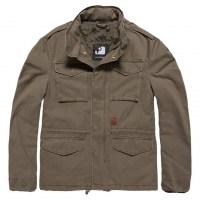 Vintage Industries - Dave M65 jacket - Oliv