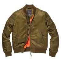 Vintage Industries - Liv ladies jacket - Olive Drab