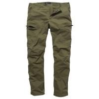 Vintage Industries - Kenny technical pants - Olive