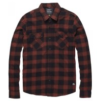 Vintage Industries - Harley shirt - Red Check