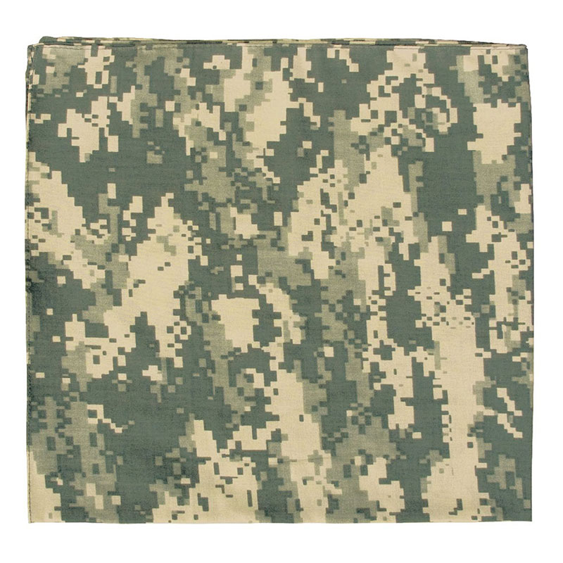 Rothco - Large Digital Camo Bandana - ACU Digital Camo