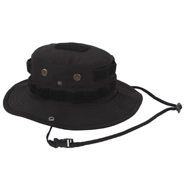 Rothco - Tactical Boonie Hat - Black