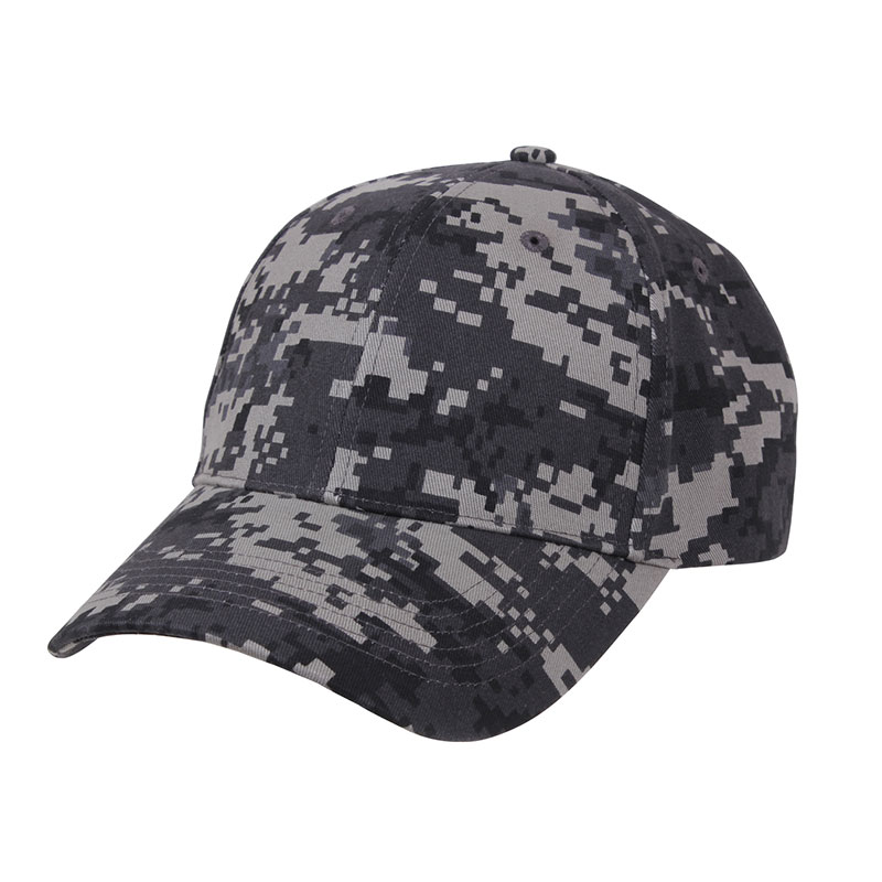 Rothco - Supreme Camo Low Profile Cap - Subdued Urban Digital Camo