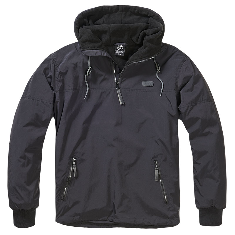 Brandit - Luke Windbreaker - Black