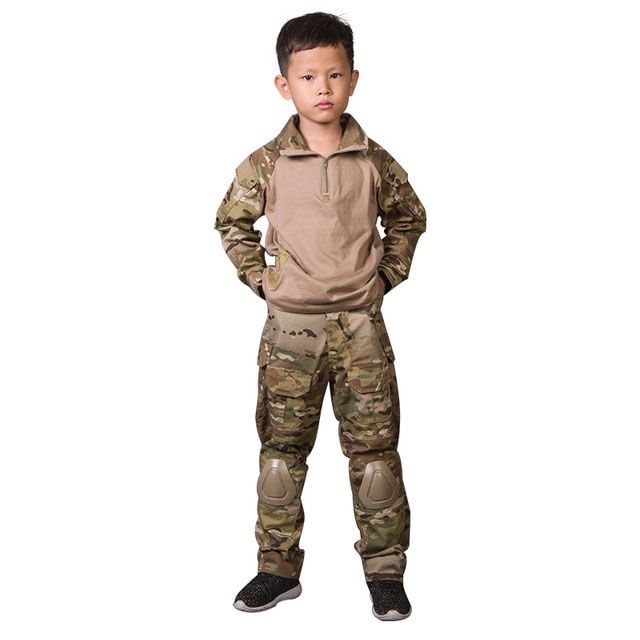 Emerson - G3 Combat Suit for Kids - Multicam