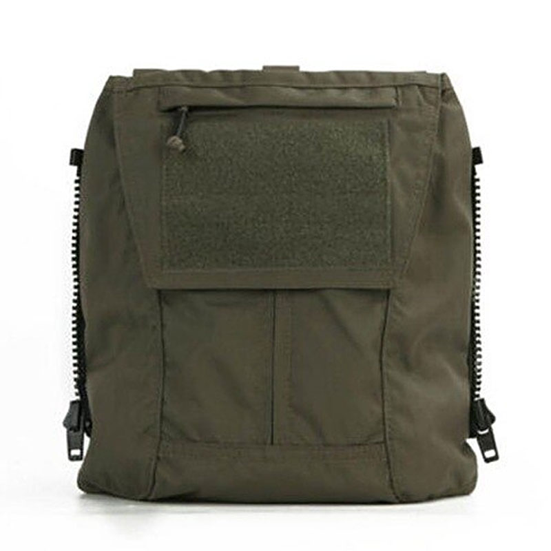 Emerson - Pouch Zip-ON panel FOR AVS JPC2.0 CPC - Ranger Green