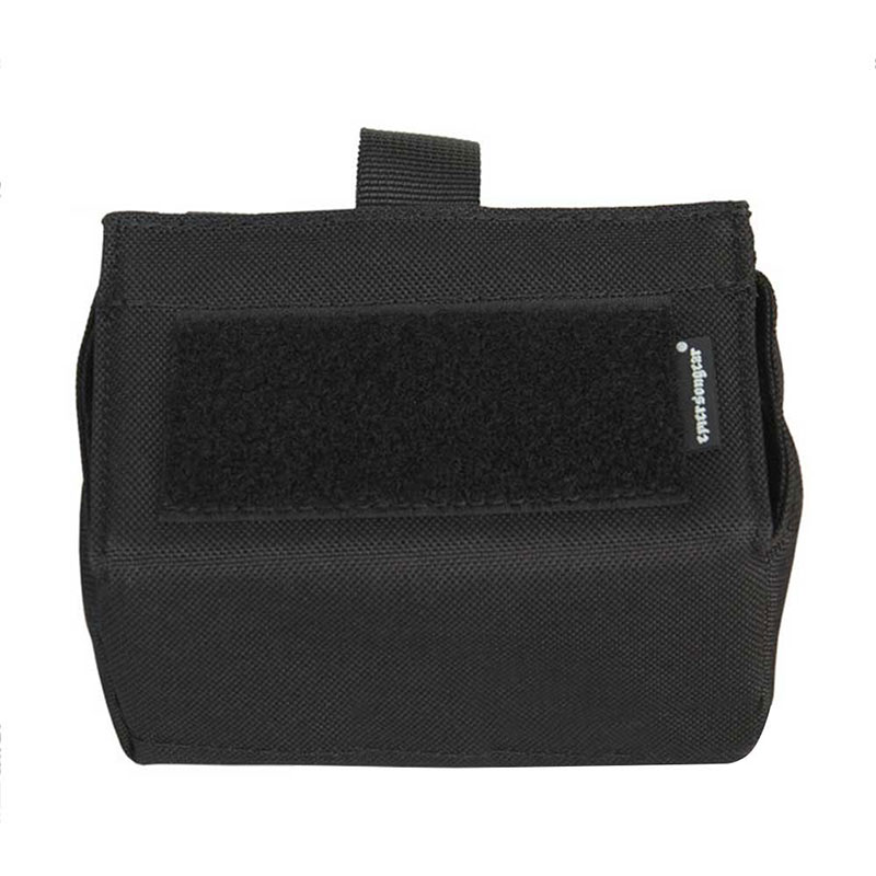 Emerson - MOLLE Shotgun Waist Bag - Black