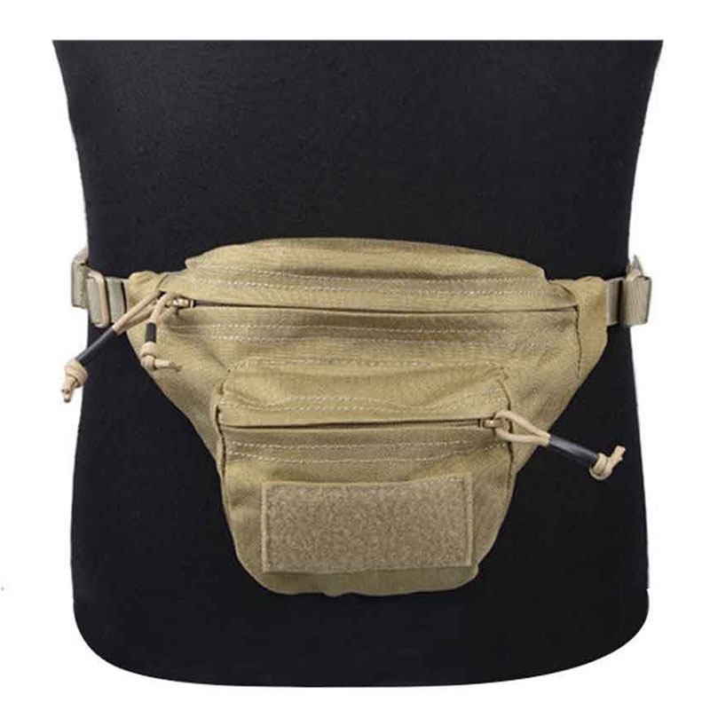 Emerson - Multi-function RECON Waist Bag - Khaki