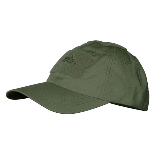Helikon-Tex - BBC Cap - PolyCotton Ripstop - Olive Green