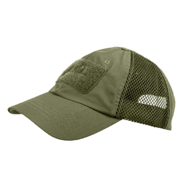 Helikon-Tex - Tactical Baseball Vent Cap - Olive Green