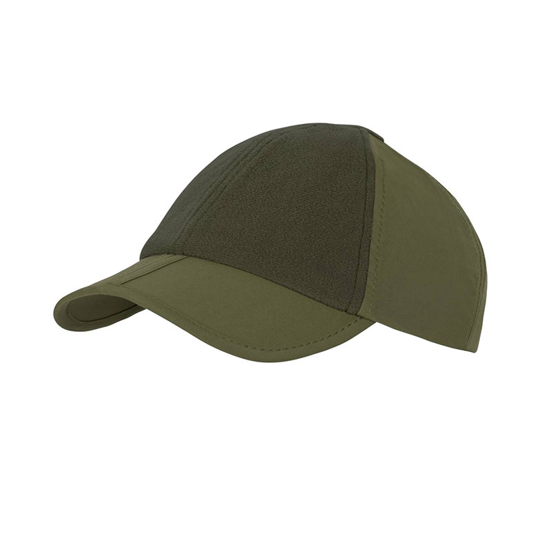 Helikon-Tex - BBC Folding Outdoor Cap - Olive Green