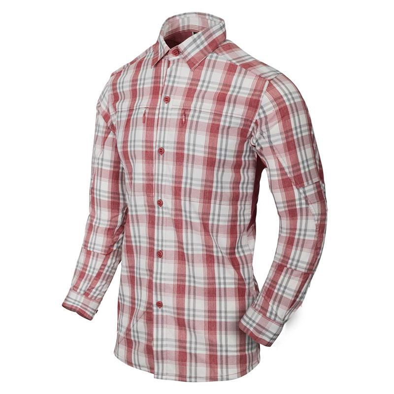 Helikon-Tex - TRIP Shirt - Red Plaid